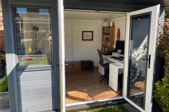 Composite Garden Office Poole