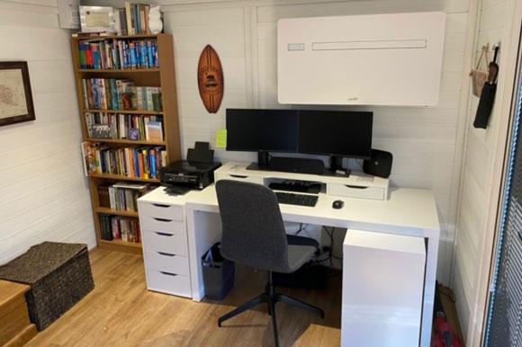 Composite Garden Offices Poole