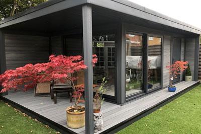 Garden Quiet Retreat Poole