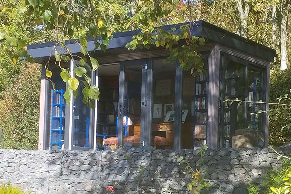 Garden Studio Library Poole