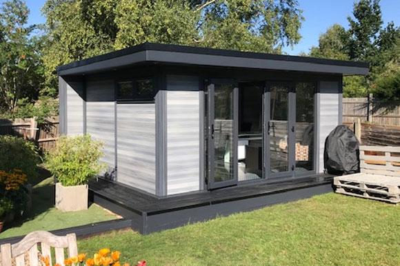 Garden Studio Summer House Poole
