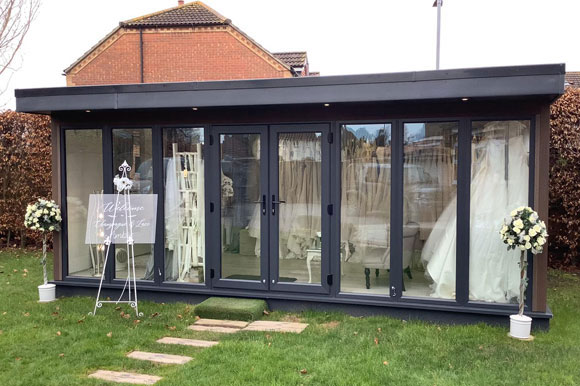 Work From Home Garden Offices Poole