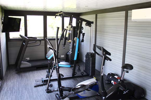 Garden Gym Retreat Poole