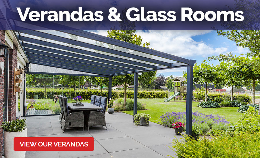 WRP are leading Veranda specialists in Poole